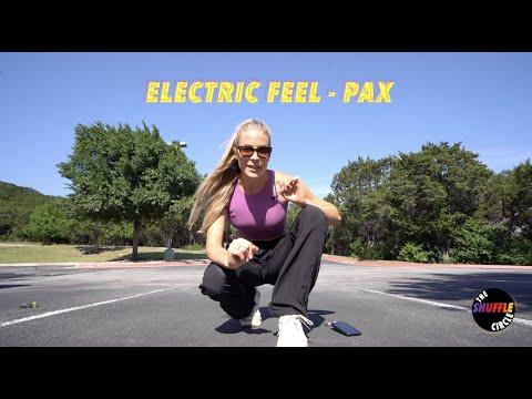 Electric Feel SHUFFLE CHOREOGRAPHY Tutorial