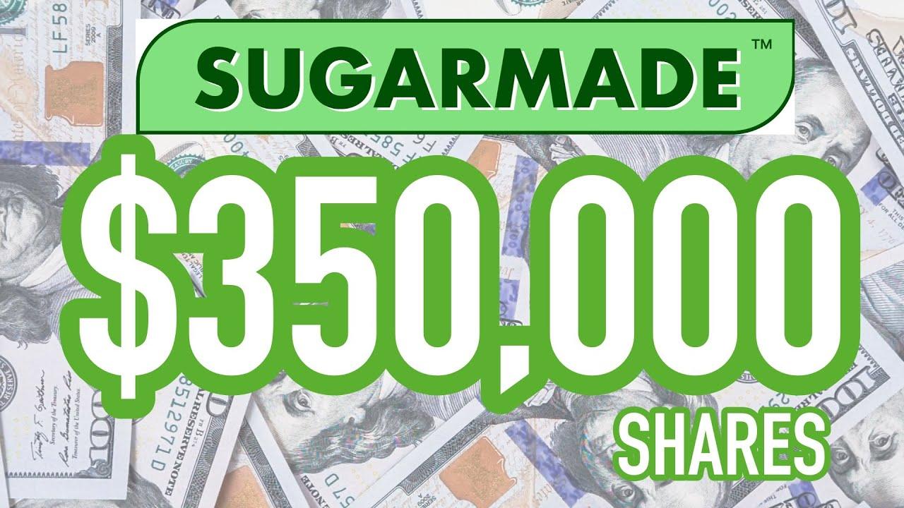 I Bought $350,000 Shares of SugarMade! 💰 SECRET PENNY STOCKS 🤫