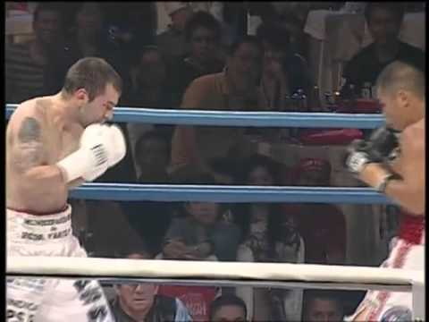 CHRIS JOHN vs FERNANDO SAUCEDO - ROUND 1, 2, 3