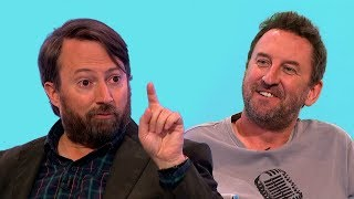 Did Lee Mack skip Prince Harry's Wedding because of Would I Lie to You? [HD][CC-EN,FR,NL]