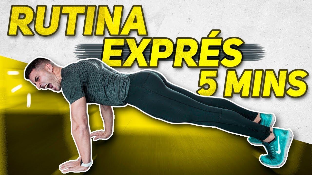 Rutina de ejercicios para adelgazar manana