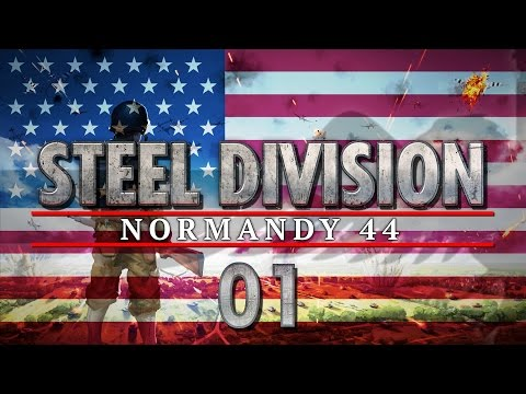 Steel Division US CAMPAIGN #01 HEDGEROW HELL - Steel Division Normandy 44 Let