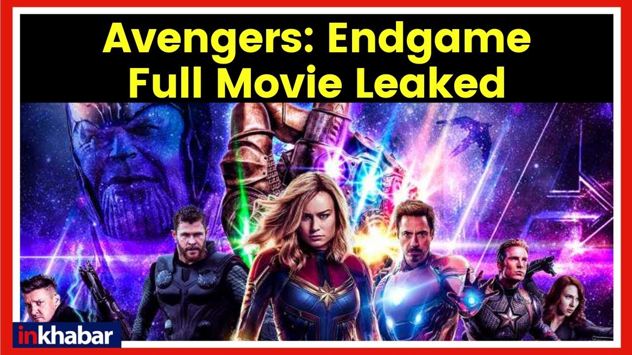 Avengers Endgame Full Movie Leaked Online By Tamilrockers -8368