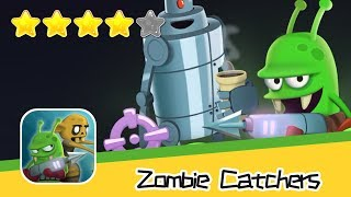 Zombie Catchers Day140 Walkthrough Level UP 68!!! Recommend index four stars
