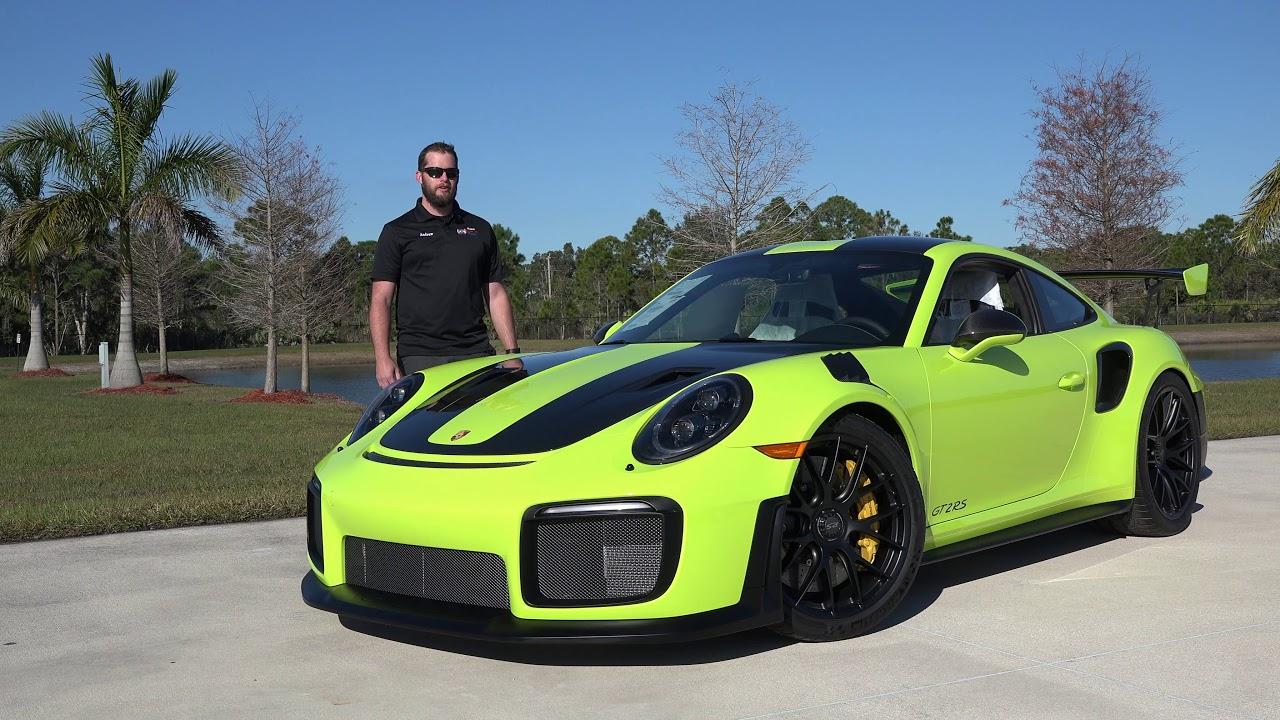 2018 Porsche 911 Gt2 Rs Weissach Youtube