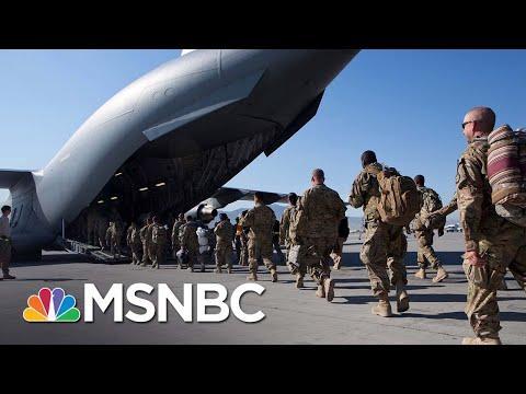 Afghanistan Veteran: Biden Plan To Remove Troops 'Feels Wrong'