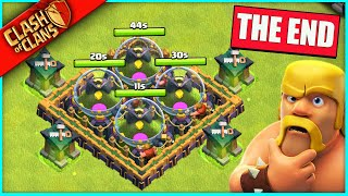 OMG... IT'S FINALLY OVER!! ▶️ Clash of Clans ◀️ WHAT NOW?