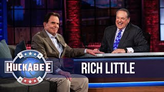 DIGITAL EXCLUSIVE: Rich Little Impersonates Ronald Reagan, Jimmy Stewart & Many More! | Huckabee
