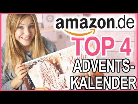 Top 4 AMAZON ADVENTSKALENDER, für DICH, FREUNDE & FAMILIE