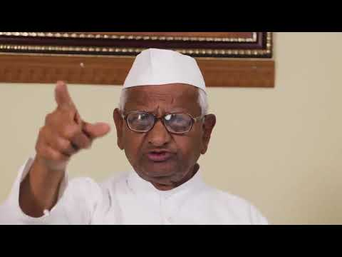 Anna Hazare speaks out on a Noise Free India