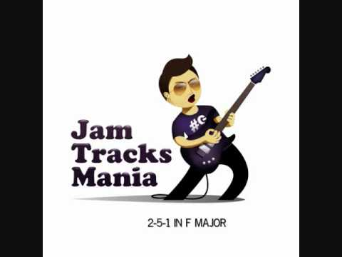 II-V-I in F Major - Jazz Practice (Bossa Style) Backing Track