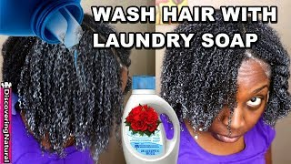 I Washed My Hair With Laundry Soap | StoryTime ft. Soufeel