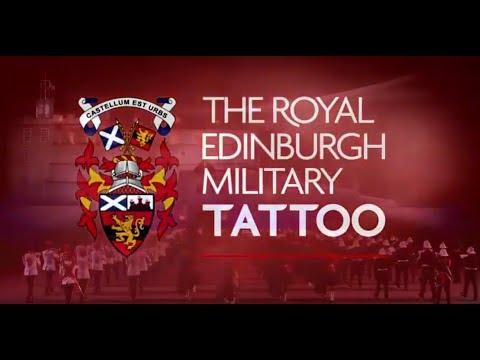 Advert - The Royal Edinburgh Military Tattoo - VO Rupert Degas