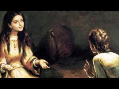 Rezo del Angelus, voz Madre María Teresa Botello Uribe