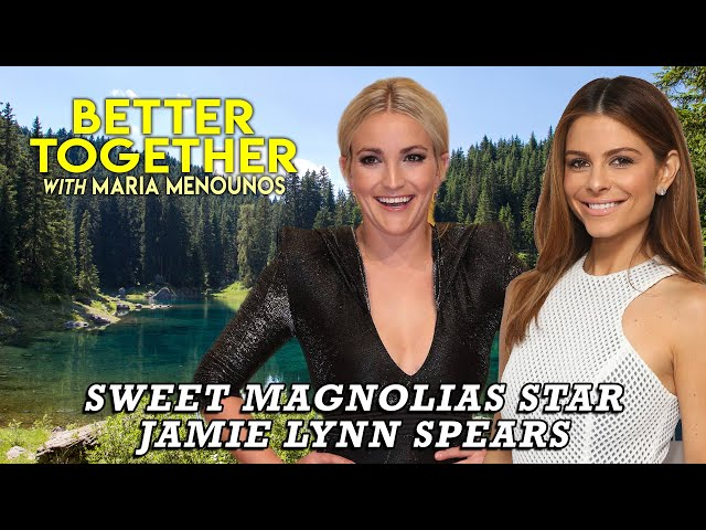 A Jamie Lynn Spears You Never Knew\: How She\'s Navigated The Ups And Downs | Maria Menounos