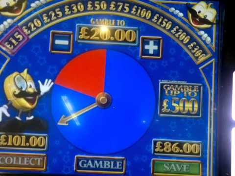 Video Monty's millions slot game