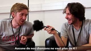 Black Foxxes -- Interview