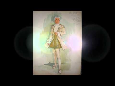 Western Costume: Costume Design & Illustration