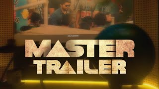 MASTER - Official Trailer Reaction Marana Mass | Vijay, Vijay Sethupathi, Lokesh Kanagaraj