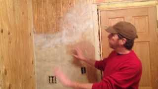 Build A Custom Gun Closet. Part 1