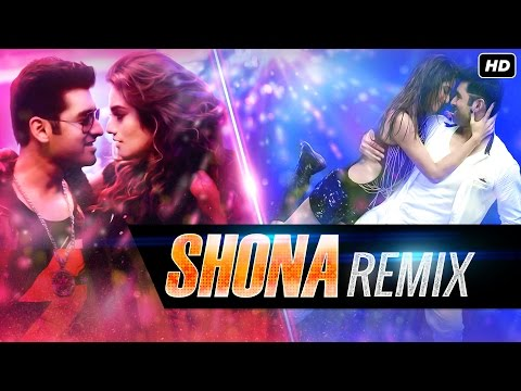 Shona Remix Video | Haripada Bandwala | Ankush | Nusrat | Nakash Aziz & Antara Mitra | 2016