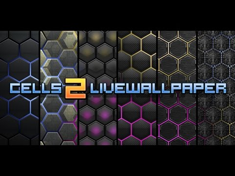 Cells 2 Live Wallpaper FREE
