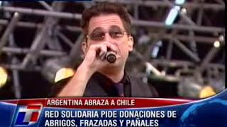 Gustavo Cerati & Andres Calamaro- Crimen (en vivo Av. Alcorta 13/Mar/10)