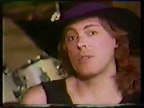Dee Snider Interviews Don Dokken on MTV Heavy Metal Mania 1985