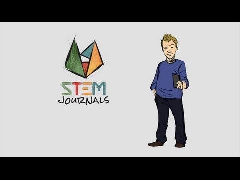 STEM Journals with Geoff Notkin