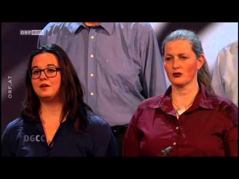 DGCC - Chor im Hemd - Schläft ein Lied in allen Dingen