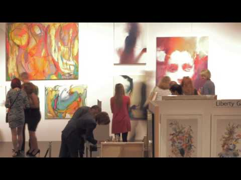 NoHo Artists and Debut Contemporary at SEEArt Fair 2015