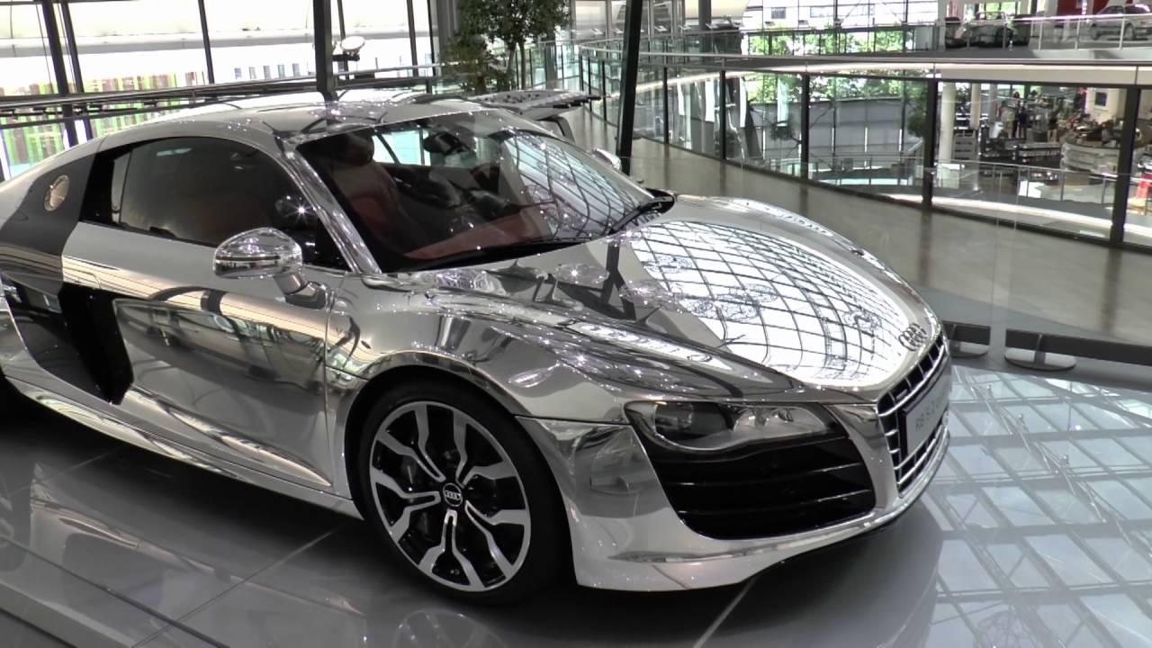 Audi Ingolstadt Gebrauchtwagen Werksangehörige : neuwagenabholung im audi forum neckarsulm youtube ~ Aude.kayakingforconservation.com Haus und Dekorationen