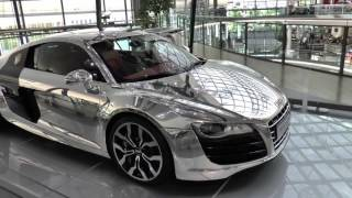 Neuwagenabholung im Audi Forum Neckarsulm(, 2016-07-02T23:06:38.000Z)