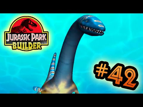 Jurassic Park Builder: MARINE Tournament: Part 42 Trophy Neck! HD
