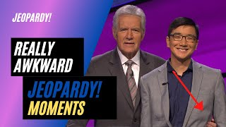 10 Awkward Jeopardy! Moments