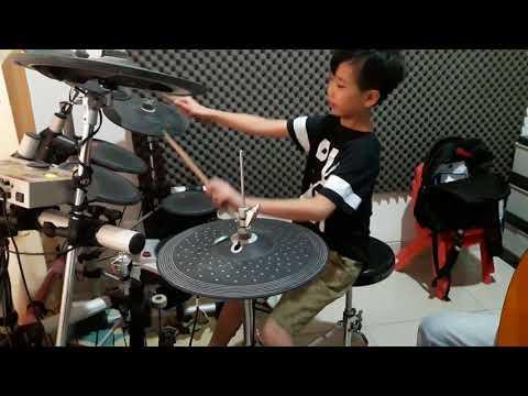 Sungguh Ku Bangga Bapa Drum Cover by Darren