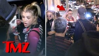 Sofia Richie Has a Rough and Tumble, and Illegal Night Out | TMZ