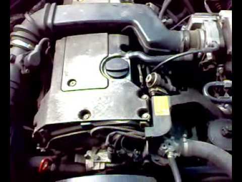 Mercedes W124 E220 Engine cold start after 8 weeks