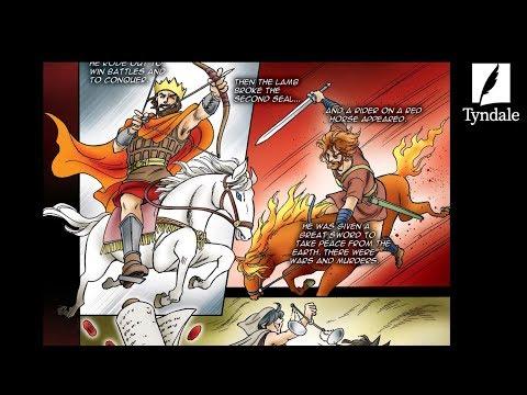 Manga Majesty - Trailer (Christian / Bible Manga Series)