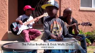 Video Erick Walls & Sons The Police Brothers on Drums & Bass download MP3, 3GP, MP4, WEBM, AVI, FLV November 2017