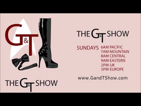 """G & T Show 208 - The """"Delicious"""" David A. Goodman"""