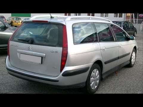 2005 Citroen C4 Coupe Enterprise Youtube