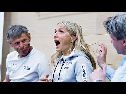 Rørt Therese Johaug om comebacket: - Endelig kan jeg smile igjen