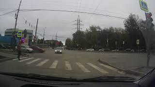 Авария на проспекте Космонавтов