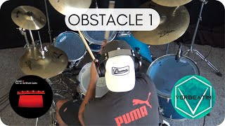 Obstacle 1 Drums Only Drum Cover Sam Fogarino Interpol (4K)