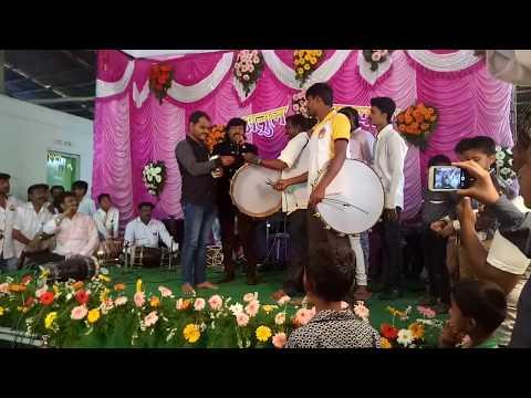 Chandan Kamble | Live Wedding Show | Halagi Song |