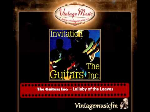 4The Guitars Inc  – Lullaby of the Leaves