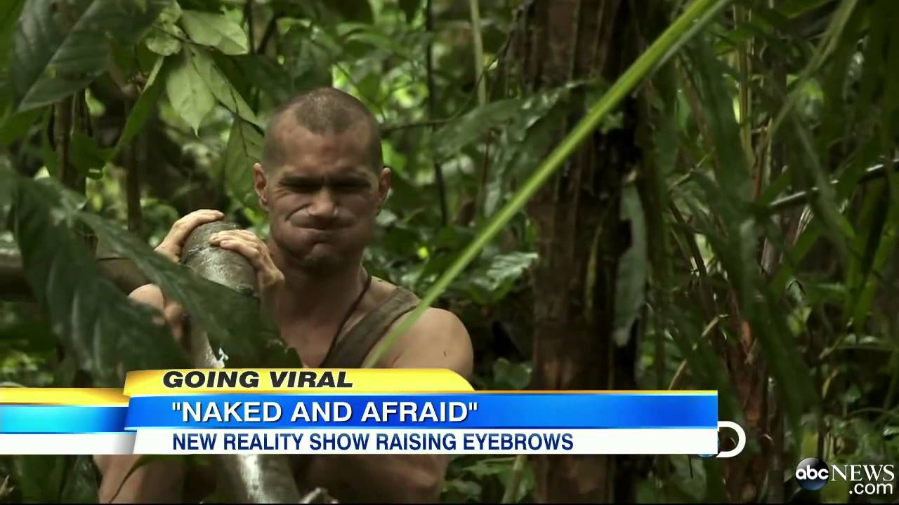 Naked And Afraid Reality Tv Show Pitts Contestants -4416
