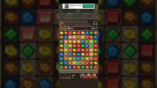 Jewels Temple-Quest 💎 Level 27 ⭐⭐⭐ - 2021 Match 3 Game no Booster 👑 Android Gameplay ✅ screenshot 5