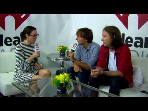 Phoenix Interview @ Lollapalooza